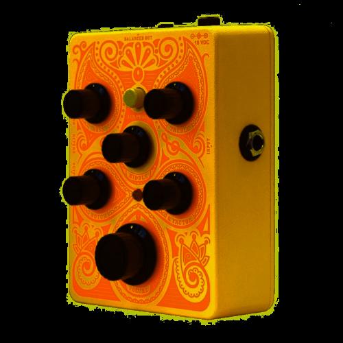 Orange Acoustic Pedal Preamplificatore