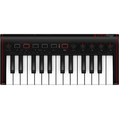 IK Multimedia iRig Keys 2 Mini Tastiera Midi