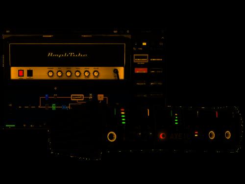 IK Multimedia AXE I/O Solo + AmpltiTube 5