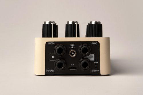 Unversal Audio UAFX Astra Modulation Machine