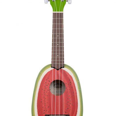 Kala KA-NV-WTML - Ukulele soprano Watermelon - c/borsa