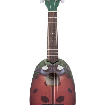 Kala KA-NV-LBUG - Ukulele soprano Ladybug - c/borsa
