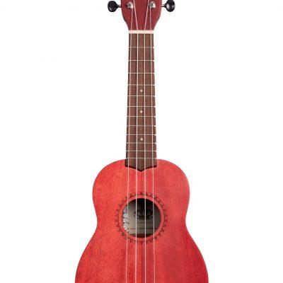 Kala KA-MRT-RED-S - Ukulele soprano - Adobe Red