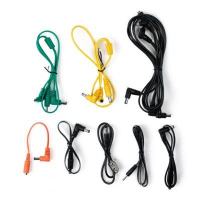 Gator Cases GTR-PWR-CABLEKIT - Kit cavi alimentazione per pedali