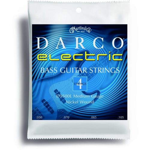 Darco D9500L - Muta per basso elettrico medium: