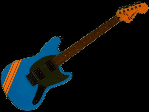 Fender Squier FSR Bullet Competition Mustang HH