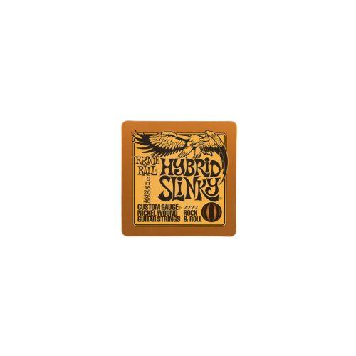 Ernie Ball 4003 Sottobicchieri Ernie Ball Slinky - Confezione da 6