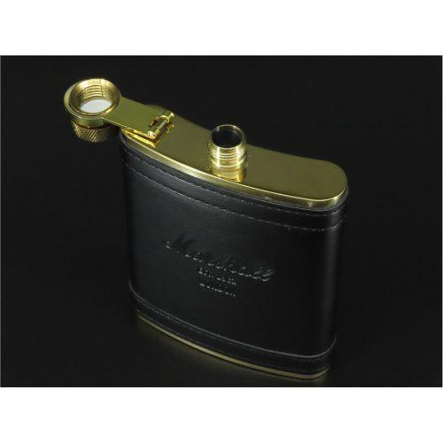 Marshall Fiaschetta Stainless Steel Black/Gold