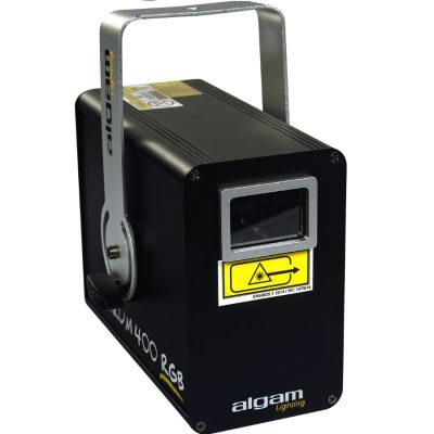 Algam Lighting SPECTRUM 400 RGB Laser policromo red