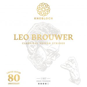 KNOBLOCH LEO BROUWER HIGH TENSION 500LB