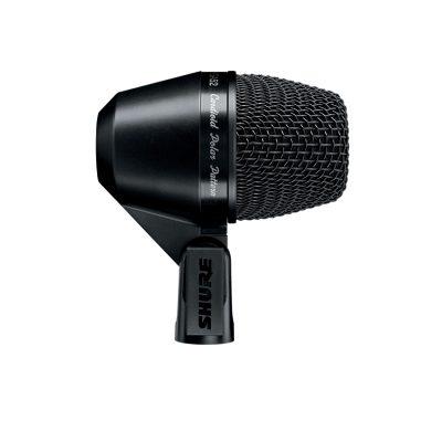 Shure PGA52 Microfono grancassa dinamico cardiode