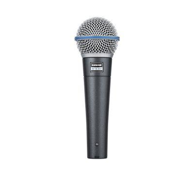 Shure BETA58A Microfono voce dinamico supercardioide