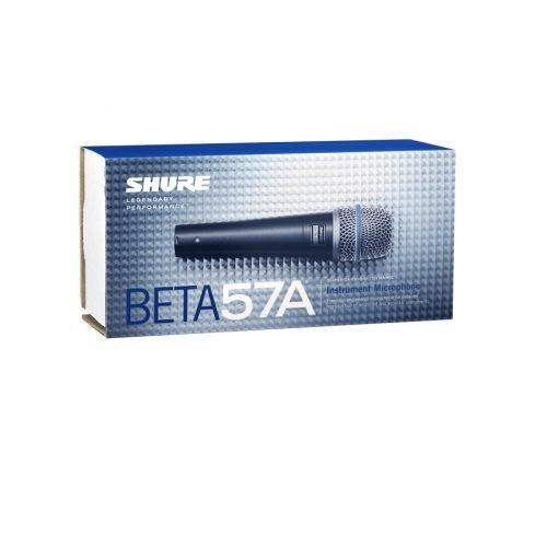 Shure BETA57A Microfono dinamico supercardioide