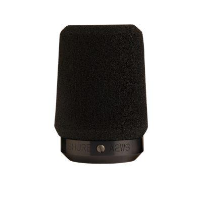 Shure A2WS-BLK Antivento nero SM27 e serie 545