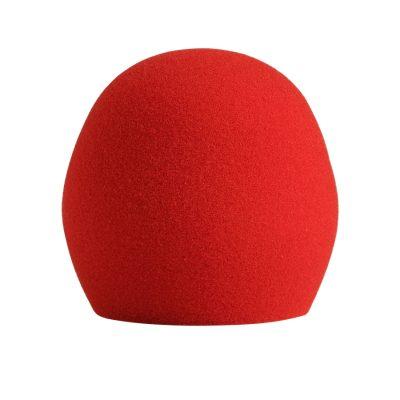 Shure A58WS-RED Antivento rosso PGA48/58