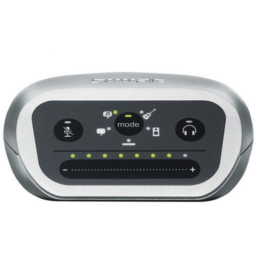 Shure MVi Interfaccia audio 1 input