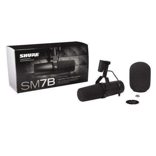 Shure SM7B Microfono dinamico cardioide