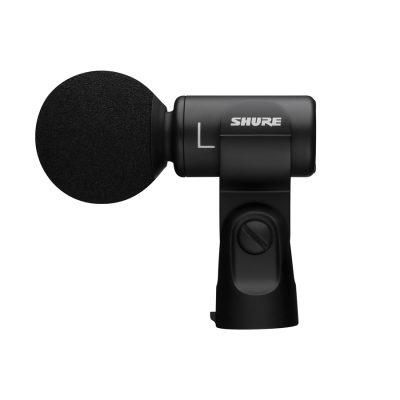 Shure MV88+STEREO-USB Microfono Stereo USB per Mac e PC