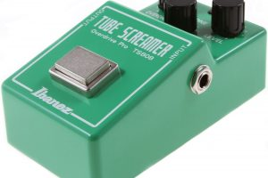 ibanez ts vintage tube screamer reissue