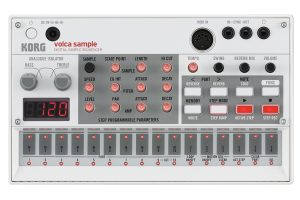 Korg VOLCA-SAMPLE Sequencer Digitale