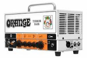 Orange Terror Bass Testata